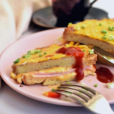 Savory Stuffed French Toast Recipe-How To Make Savory Stuffed French Toast -Delicious Savory Stuffed French Toast
