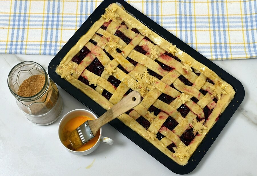 Sheet Pan Cherry Pie recipe - step 9