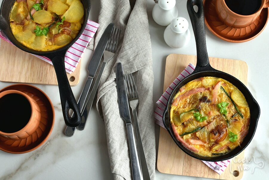 How to serve Spanish Tortilla