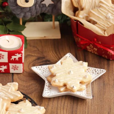 Star Anise Cookies Recipe-Easy Star Anise Cookies-Homemade Star Anise Cookies