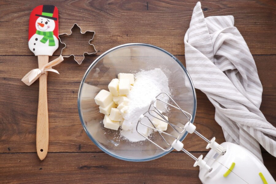 Star Anise Cookies recipe - step 1