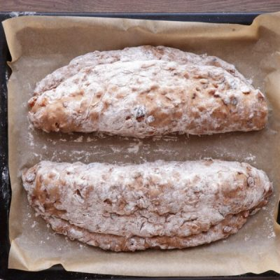 Christmas Stollen with Marzipan recipe - step 16