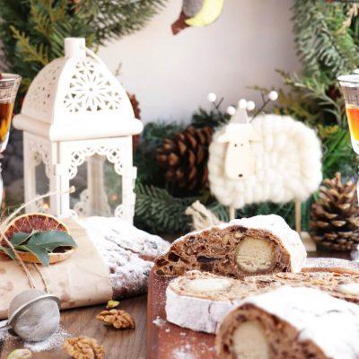 Stollen Recipe-Best German Christmas Stollen-Christmas Stollen