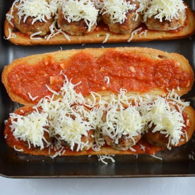 The Perfect Meatball Sandwich recipe - step 9