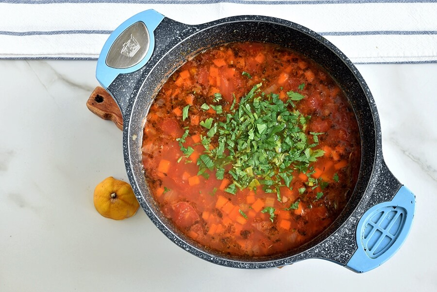 The Yummiest Vegetable Soup recipe - step 6