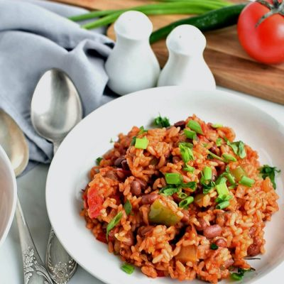 Vegan Jambalaya Recipe-How To Make Vegan Jambalaya-Delicious Vegan Jambalaya