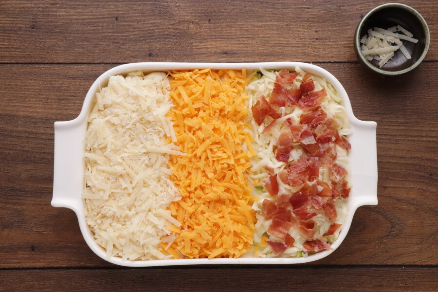 Vegetable Gratin 3 Ways recipe - step 11