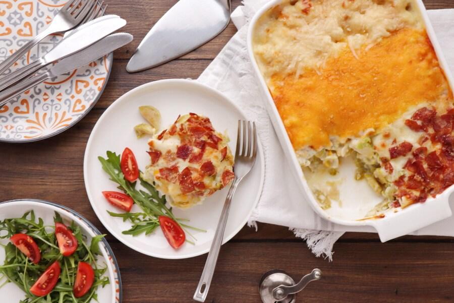 How to serve Vegetable Gratin 3 Ways
