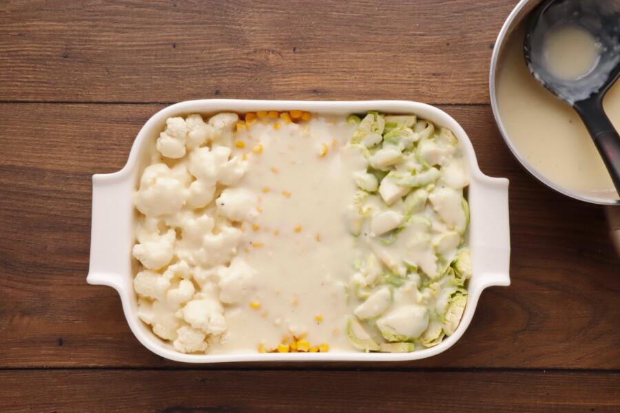Vegetable Gratin 3 Ways recipe - step 8