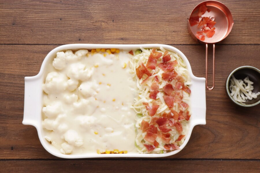 Vegetable Gratin 3 Ways recipe - step 9