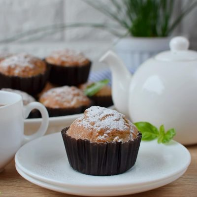 Apple Spice Muffins Recipe-How To Make Apple Spice Muffins-Delicious Apple Spice Muffins