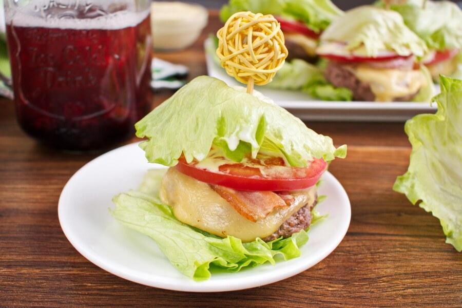 How to serve Best Iceburgers (Gluten Free)