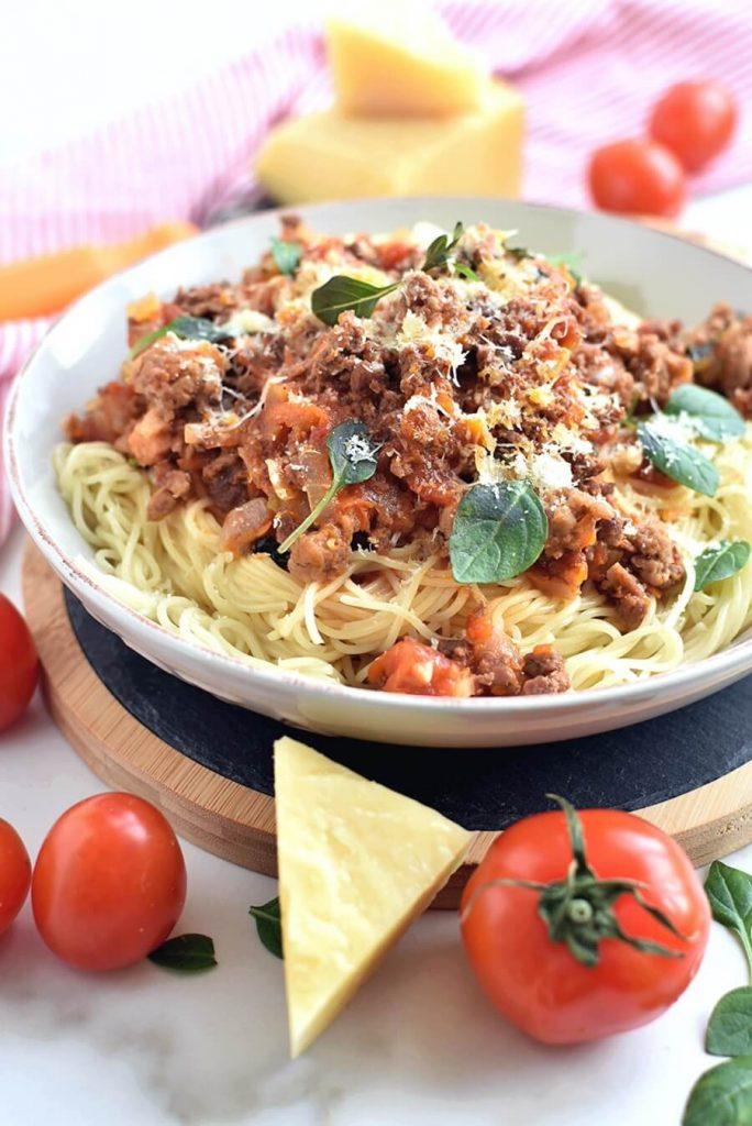 Best Spaghetti Bolognese