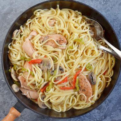 Cajun Chicken Pasta recipe - step 6