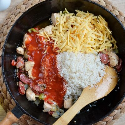 Cajun Rice Bake recipe - step 6