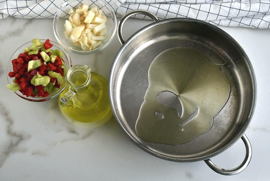 Cajun-Stuffed Chicken recipe - step 2