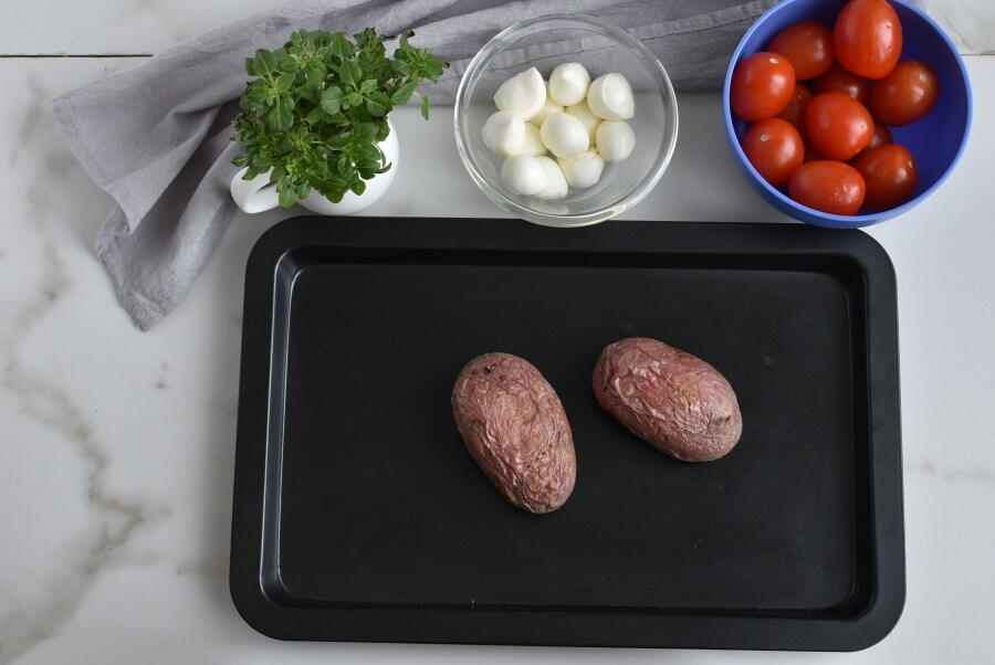 Caprese Gnocchi recipe - step 2