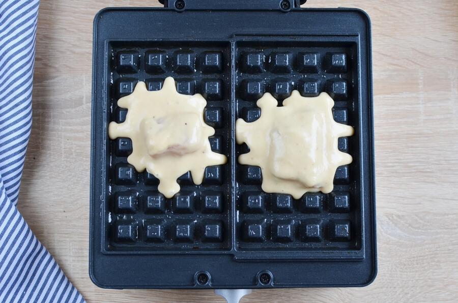 Chicken & Waffle Bites recipe - step 8