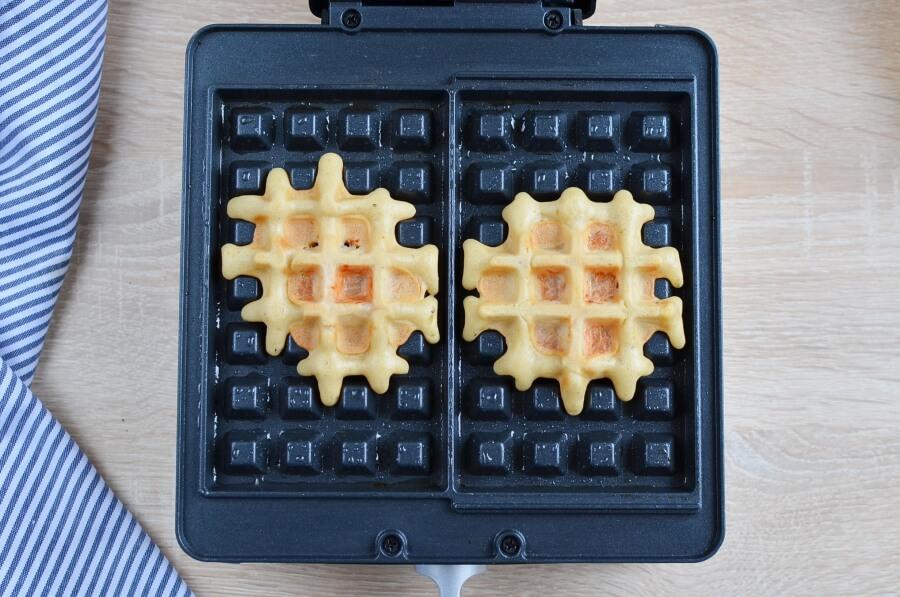 Chicken & Waffle Bites recipe - step 9