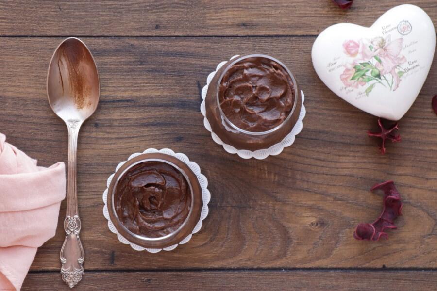 Chocolate Avocado Pudding recipe - step 2