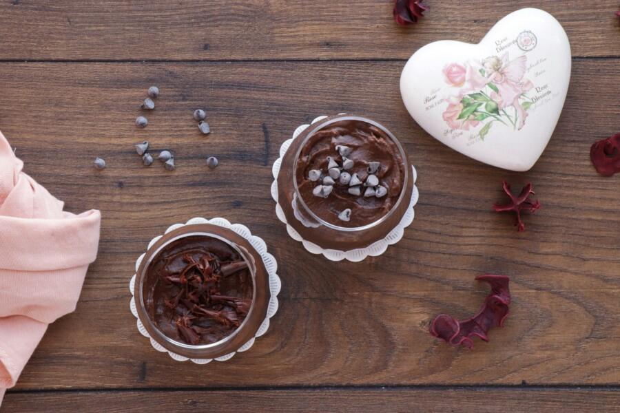 Chocolate Avocado Pudding recipe - step 3