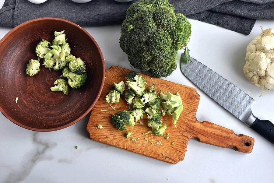 Creamy Broccoli Salad recipe - step 1