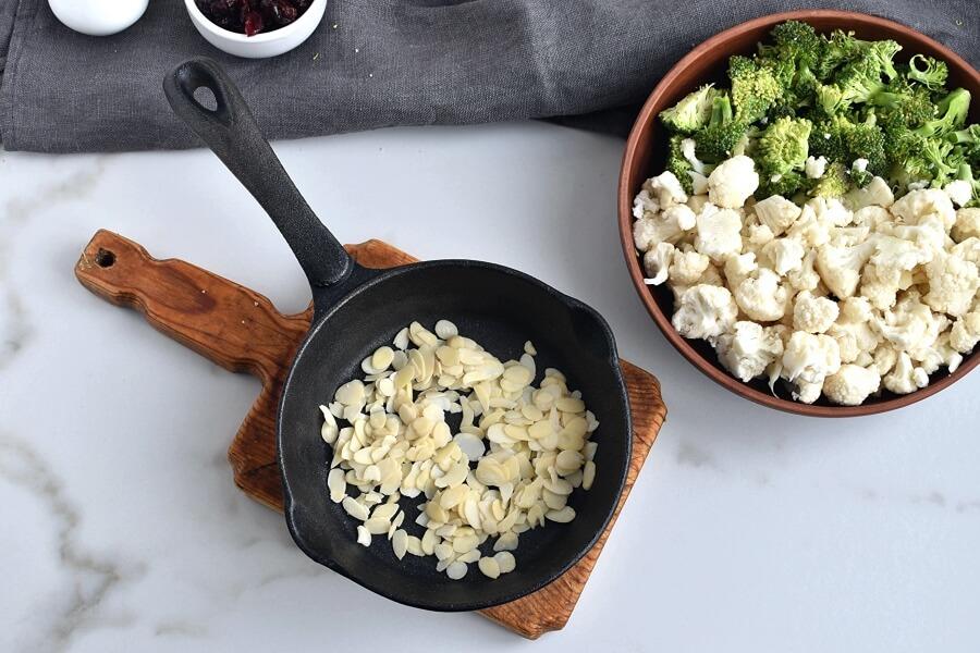 Creamy Broccoli Salad recipe - step 3