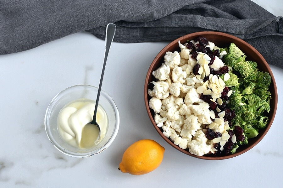 Creamy Broccoli Salad recipe - step 5