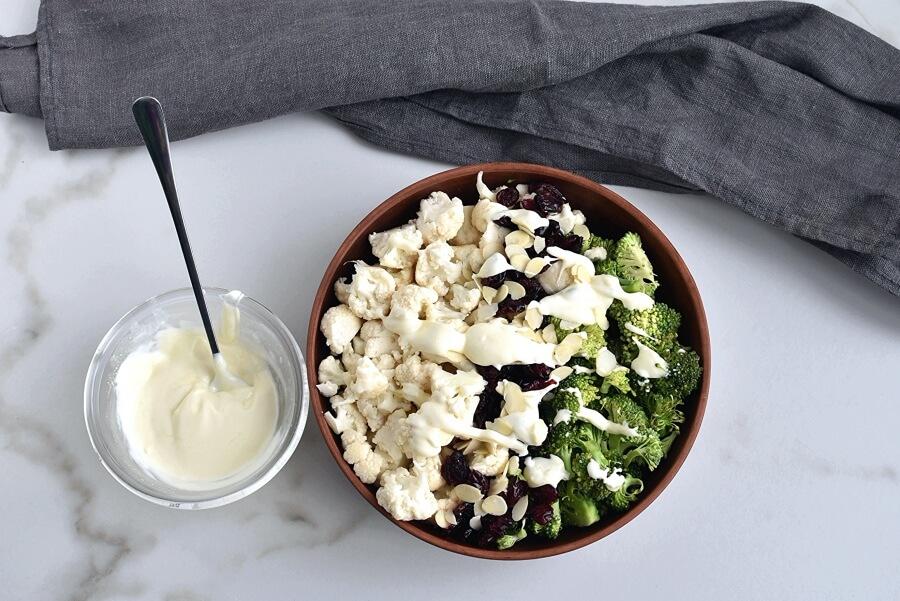 Creamy Broccoli Salad recipe - step 6