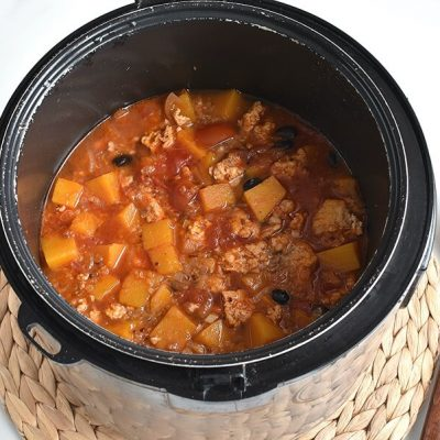 Crockpot Southwest Turkey Chili recipe - step 3