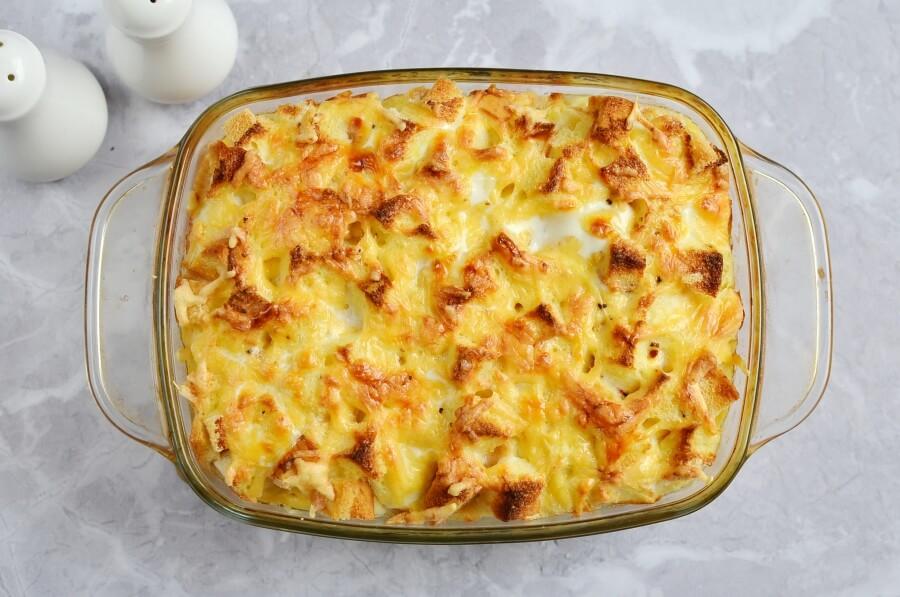 Croque Monsieur Casserole recipe - step 8