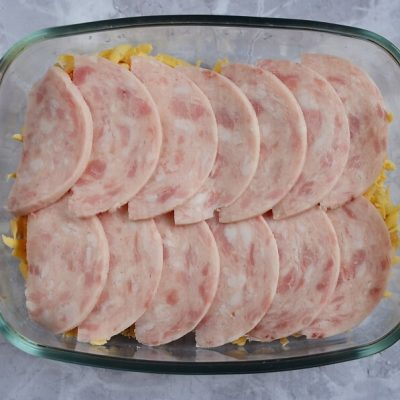Croque Monsieur Casserole recipe - step 4