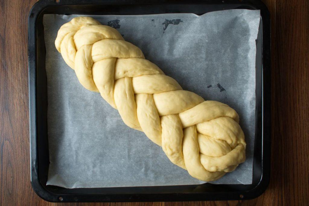 Easy Challah Bread recipe - step 10