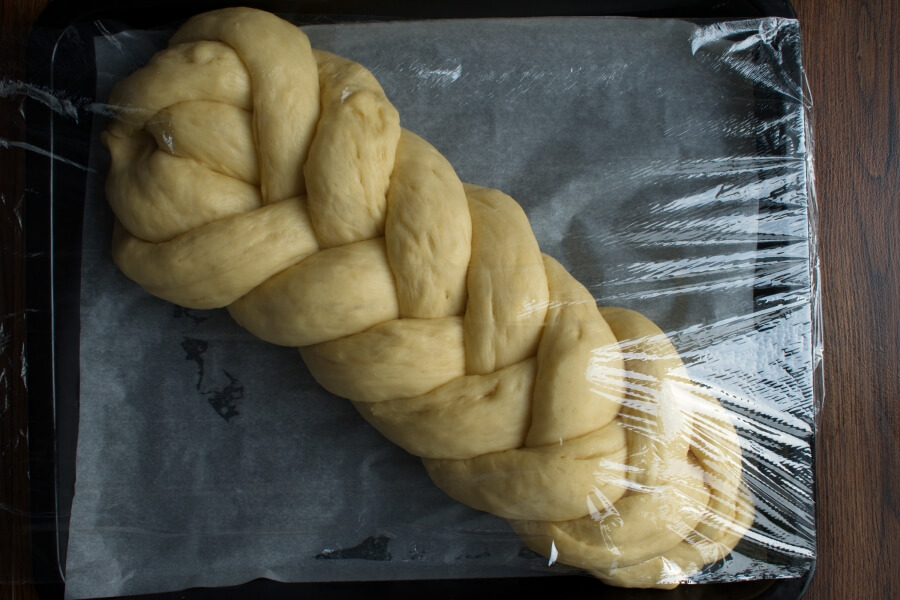 Easy Challah Bread recipe - step 11