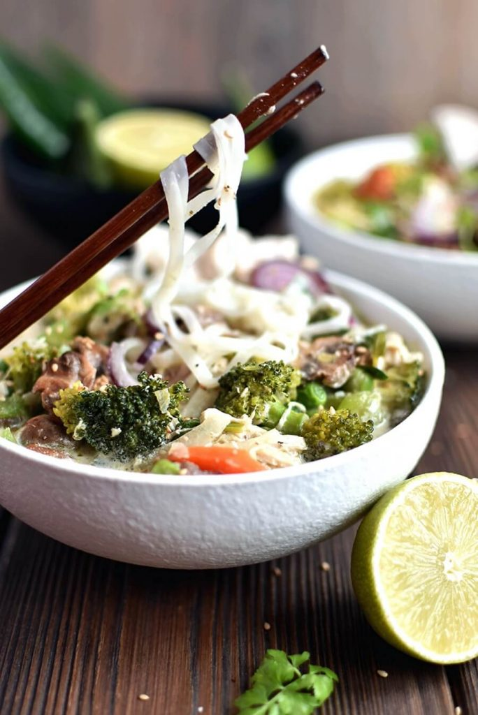 Everyday Thai Green Curry Recipe-Homemade Everyday Thai Green Curry -Delicious Everyday Thai Green Curry