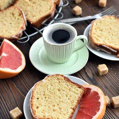 Grapefruit Greek Yogurt Cake Recipe-Homemade Grapefruit Greek Yogurt Cake-Delicious Grapefruit Greek Yogurt Cake