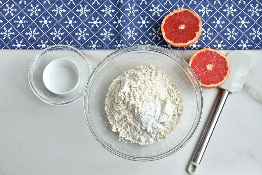 Grapefruit Greek Yogurt Cake recipe - step 2