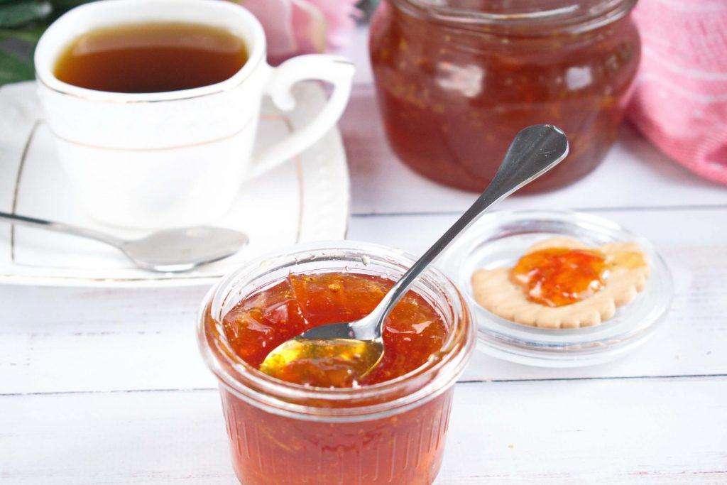 How to serve Grapefruit Marmalade