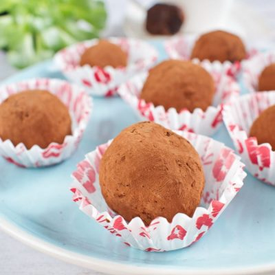 Keto Chocolate Truffles Recipe-Sugar Free Chocolate Truffles (low carb, keto)-Best Keto Chocolate Truffles Recipe