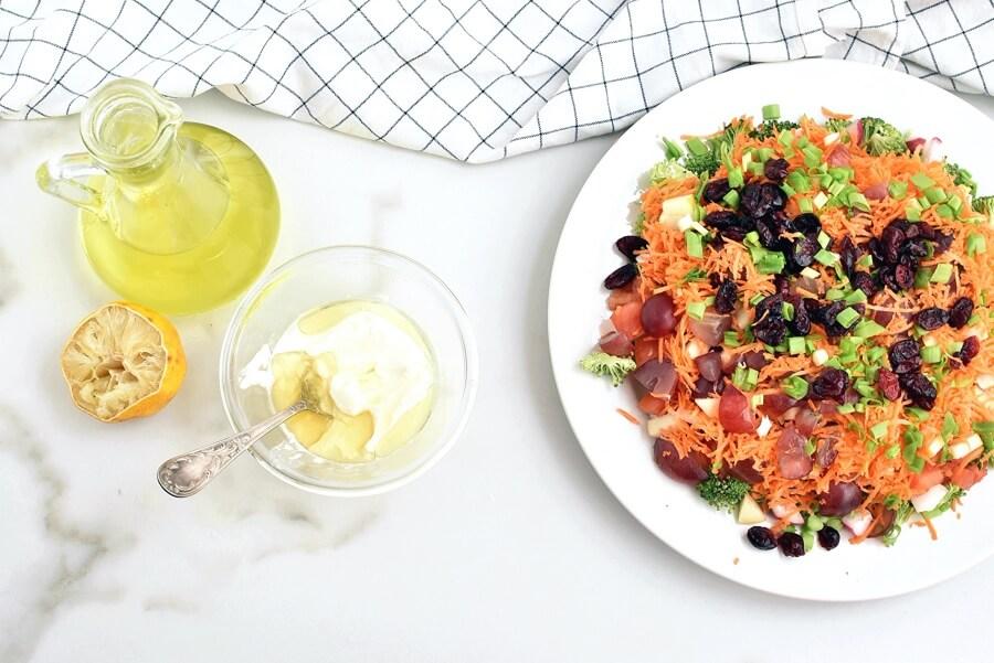 Loaded Broccoli Radish Salad recipe - step 5