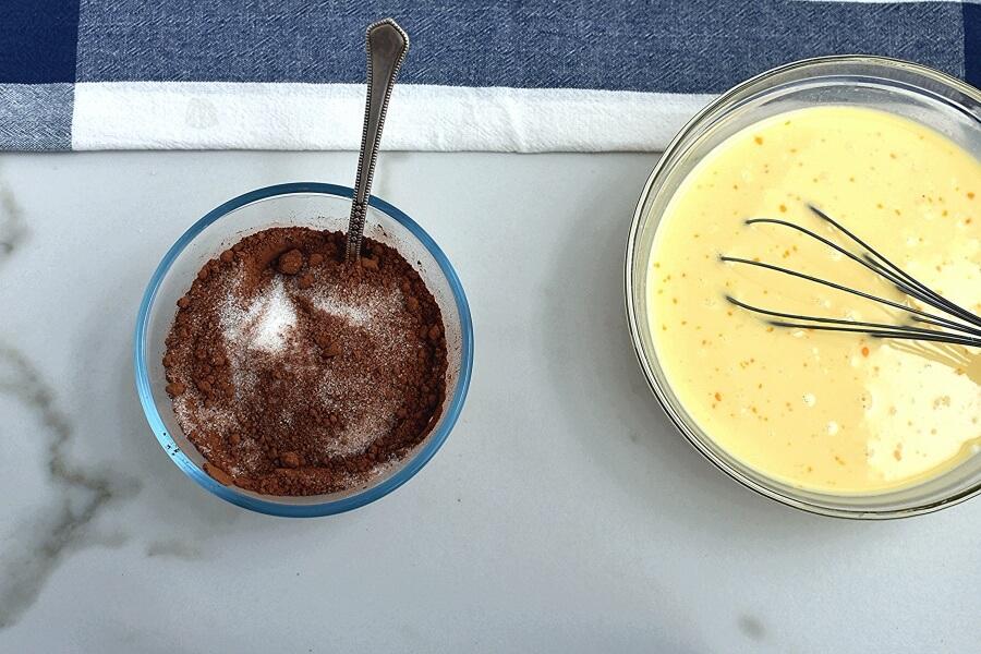 Moon Rock Bread Pudding recipe - step 4