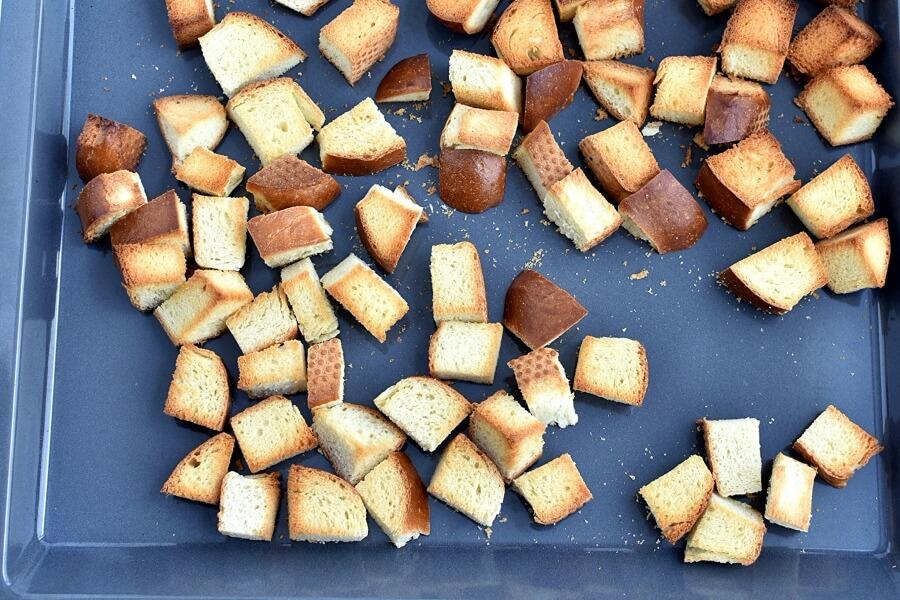 Moon Rock Bread Pudding recipe - step 2