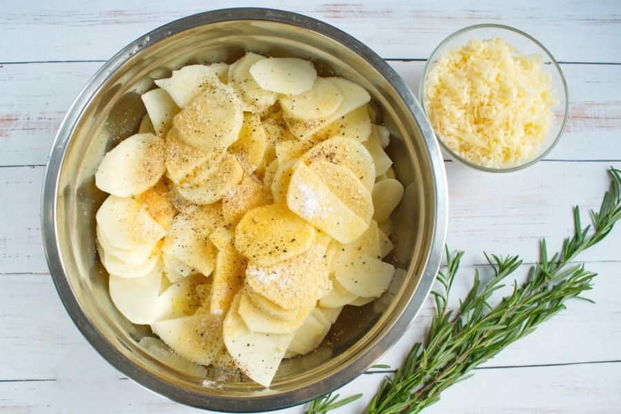 Parmesan Potato Casserole recipe - step 2