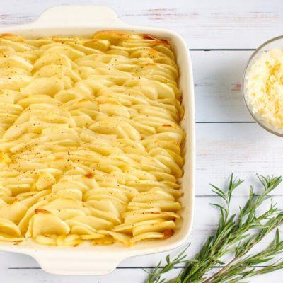 Parmesan Potato Casserole recipe - step 4