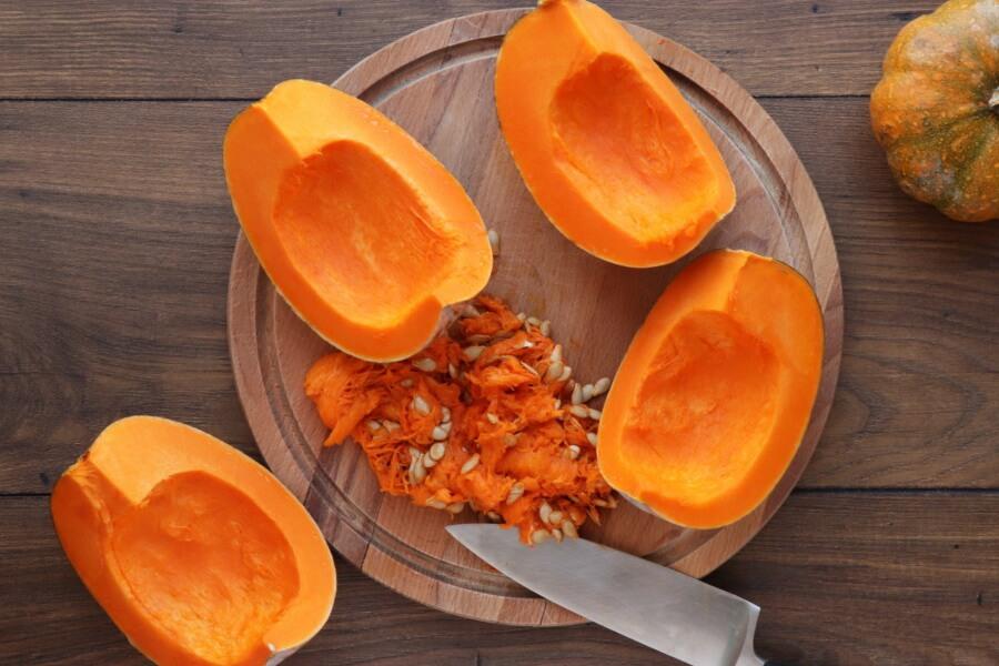 Pumpkin Potato Gnocchi recipe - step 2