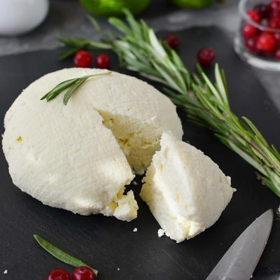 Queso Fresco Recipe-How To Make Queso Fresco-Delicious Queso Fresco