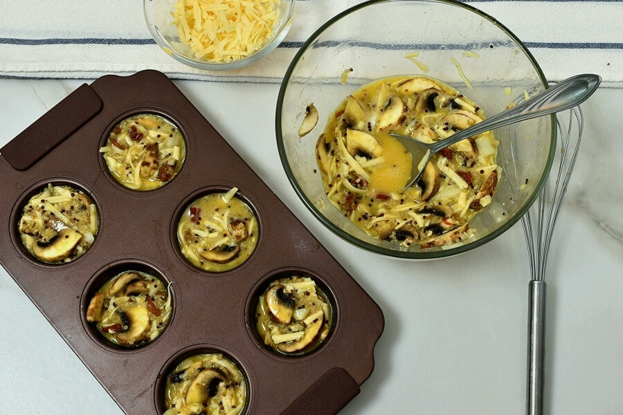 Quinoa Egg Breakfast Muffin Recipe recipe - step 4