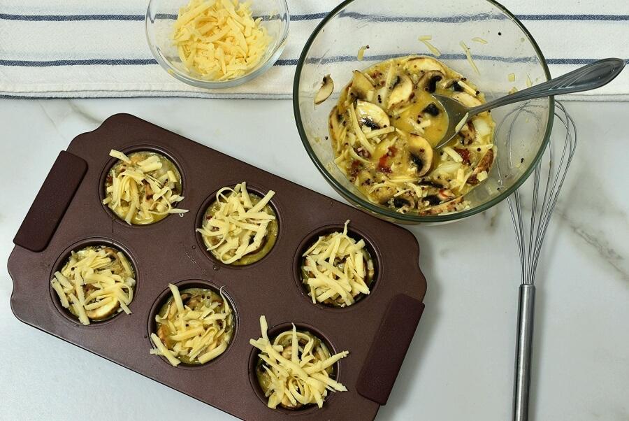 Quinoa Egg Breakfast Muffin Recipe recipe - step 5
