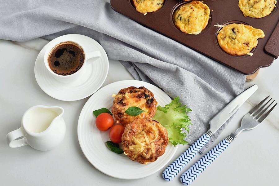 How to serve Quinoa Egg Breakfast Muffin Recipe
