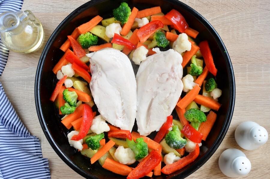 Sheet Pan Hoisin Chicken recipe - step 5